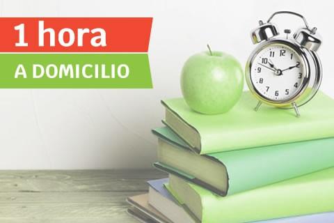 Clase a Domicilio de ESO/Bachillerato (1 hora)